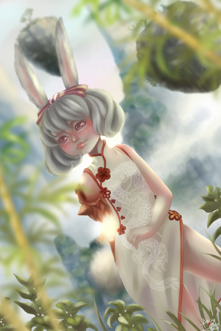 Blade and Soul fan art by dawn-alexis