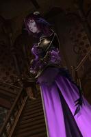FFXIV Au ra Mistress by dawn-alexis