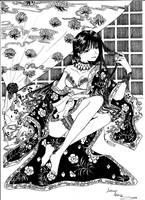 Ecchi princess by dawn-alexis