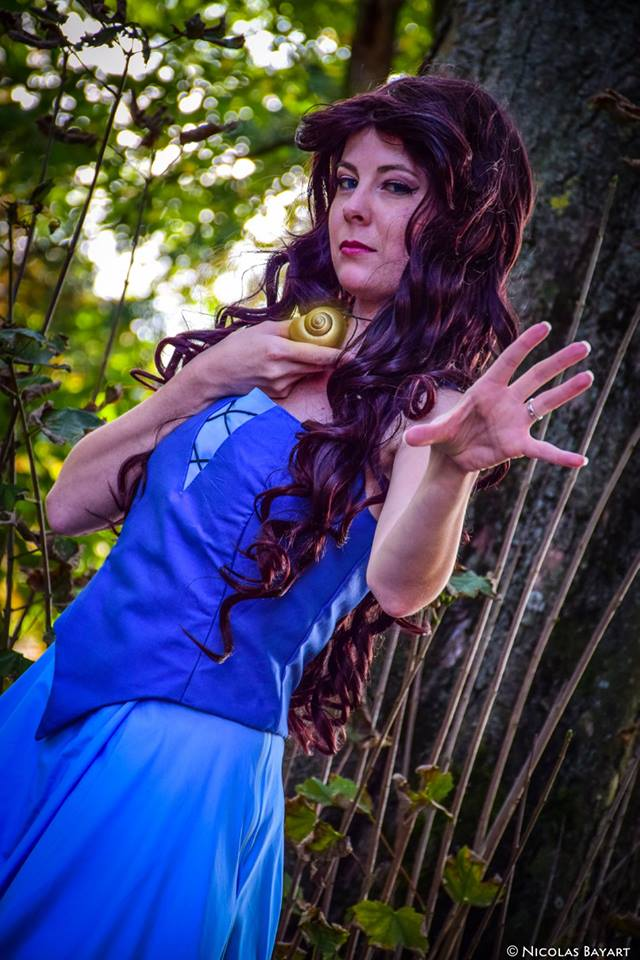 VANESSA Cosplay Little mermaid Disney by JulysFactory