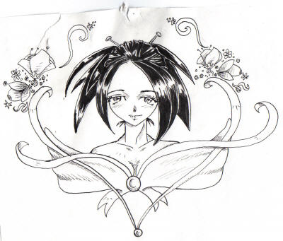Flower Girl 2001 by carly579