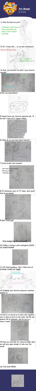 Animaniacs art meme by Rannva