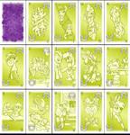 Pony Tarot Deck - Suit of Rainbows