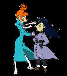 Lucy meets Olena