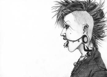 Piercings by Zombi-Panda