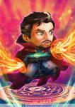 Dr. Steven Strange by JONGMEAU