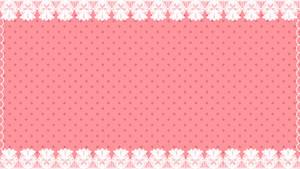 Free Lace Polka dot BG