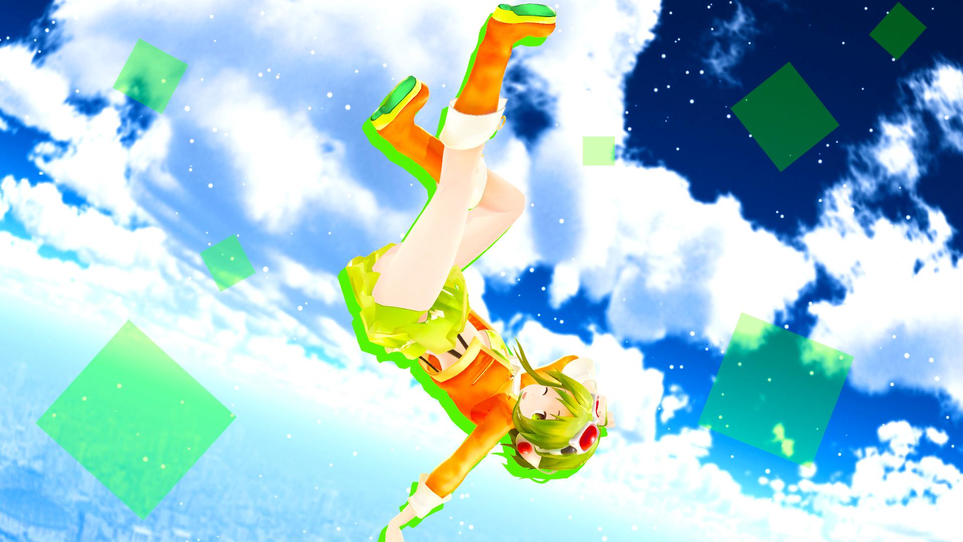 Falling by Chiharu-Kyu