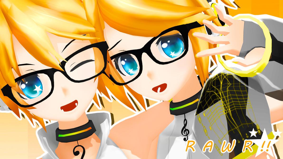 Rawr!! by Chiharu-Kyu