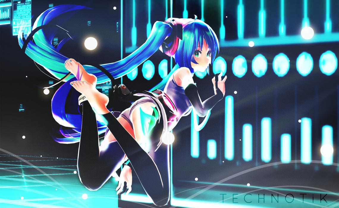 TECHNOTiK by Chiharu-Kyu