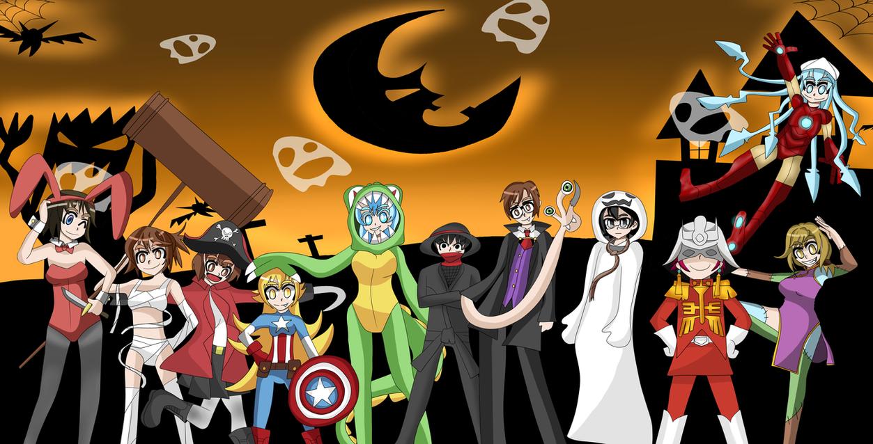 Happy Halloween! by foshizzel
