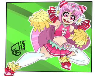Cure Yell by foshizzel