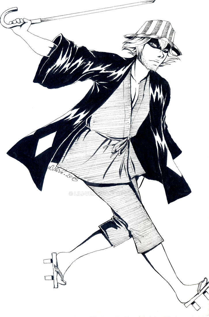 + Kisuke is back + by Lili-ve
