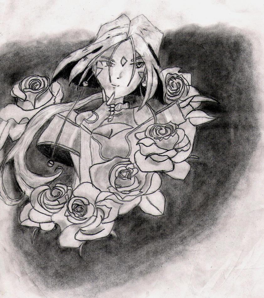 Peorth Greyscale by KyuuketsukiKurai