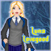 Luna Lovegood Icon by lunabeam18