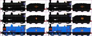NWR No. 9 And 10 Donald And Douglas
