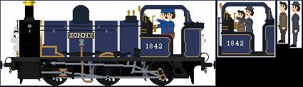 Sonny The Well Tank Engine V2