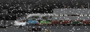 The Presents Train