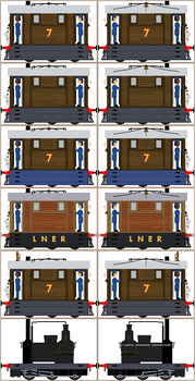 Toby The Tram Engine V2