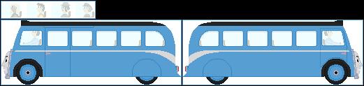 Algy The Bus