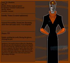 Bio-Dr. Rhodium by FlargahBlargh