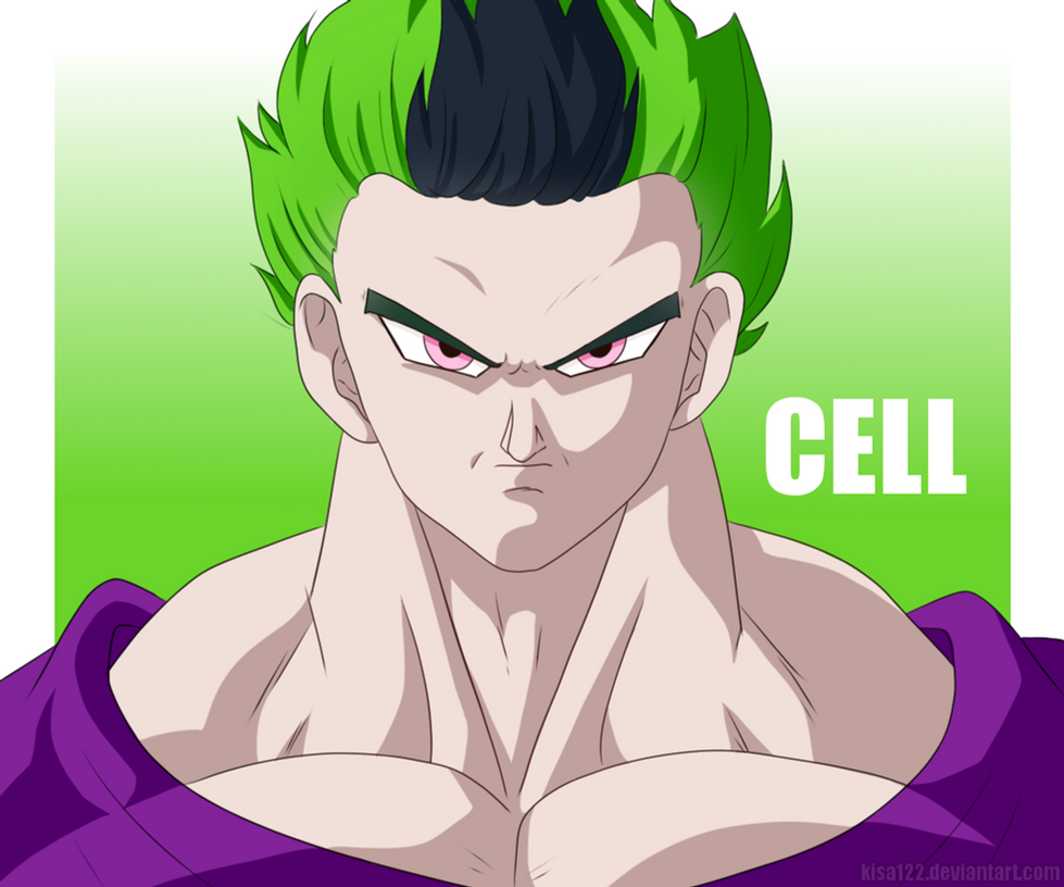 Humanized - CELL by Kisa122