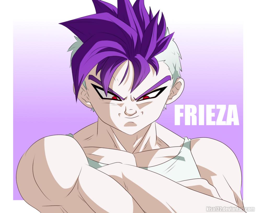 Humanized - FRIEZA by Kisa122