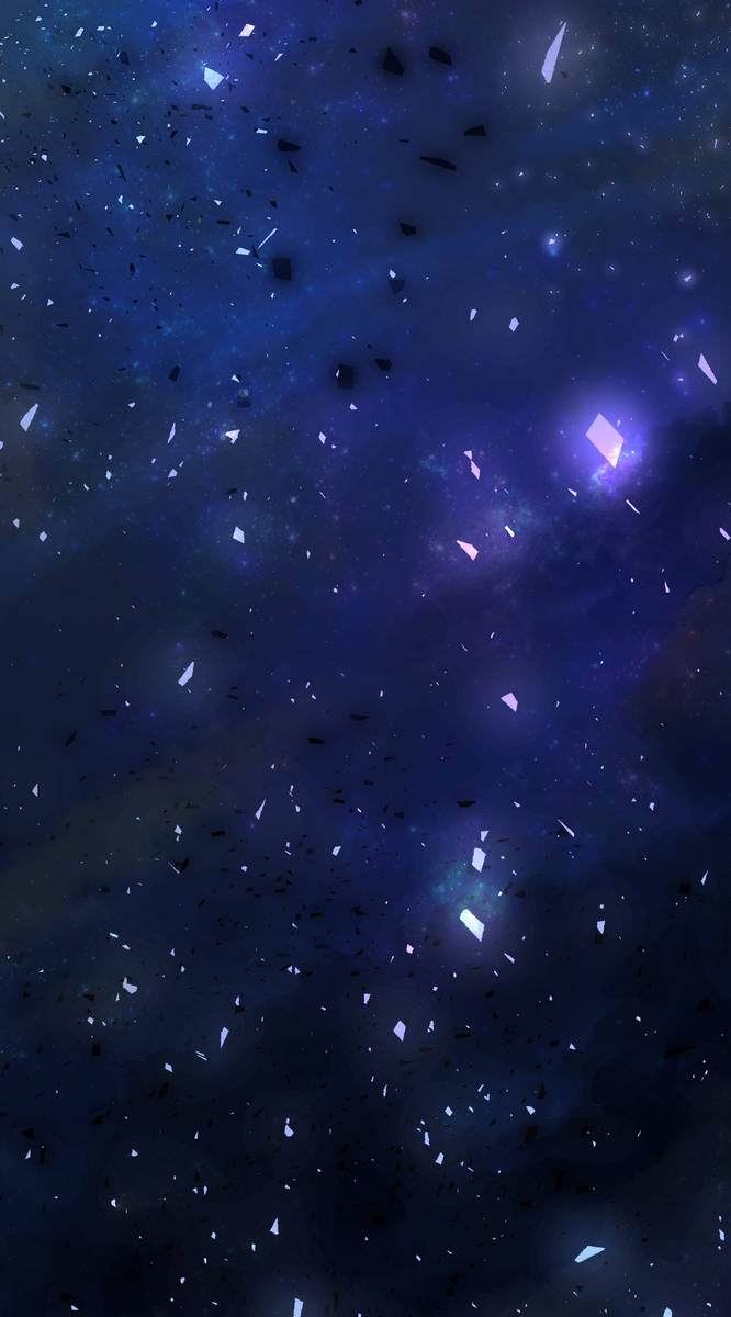 Simple background - cosmic