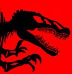 Jurassic Park III Logo vector