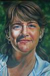 Self Portrait - Close up