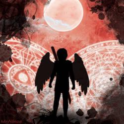 Profile Picture - Blood Moon Devil III by MrAlinoe