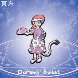 Touhou LoLK - Doremy Sweet by MrAlinoe