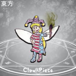 Touhou LoLK - Clownpiece by MrAlinoe