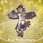 Touhou MoF - Aya Shameimaru