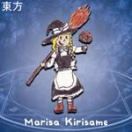 Touhou - Marisa Kirisame