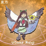 Touhou SA - Utsuho Reiuji