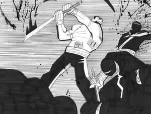 Kung Fu Komix