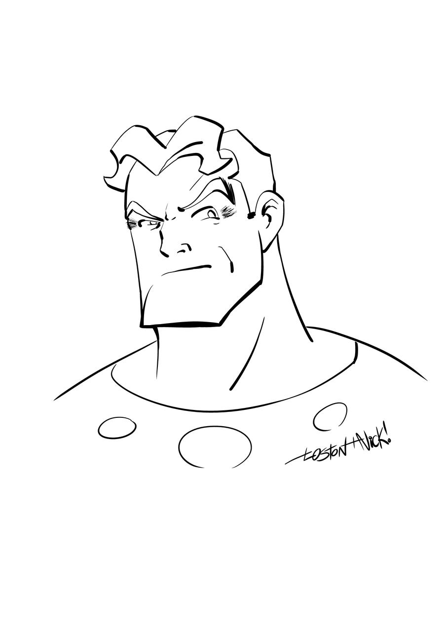 gordon coloring pages - photo#28