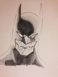 Marker Batman