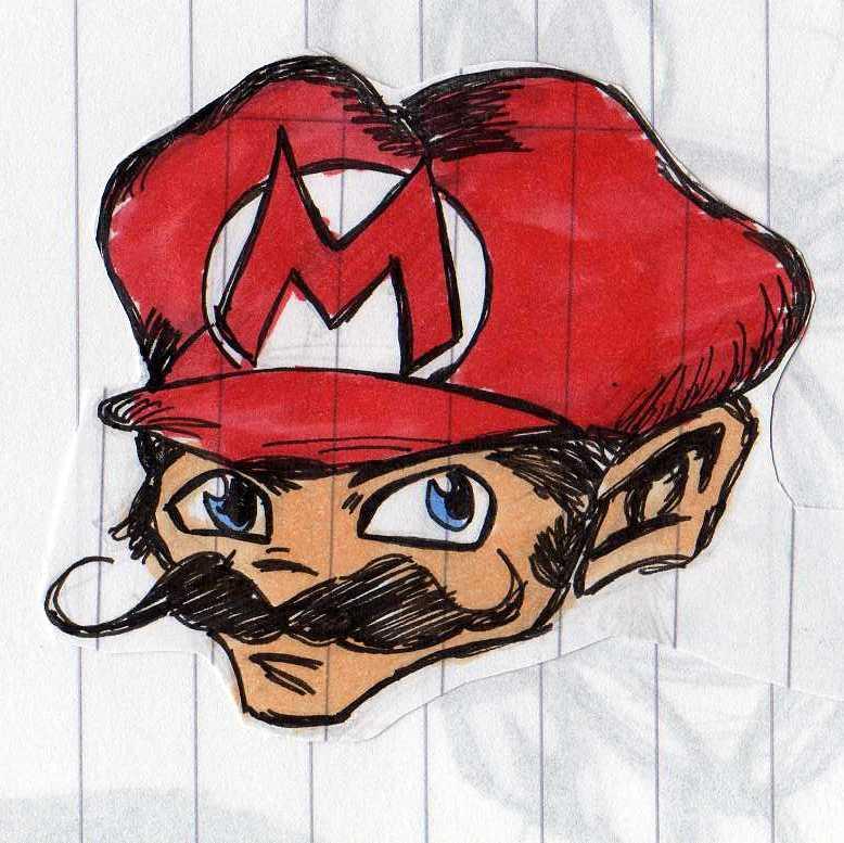 Super Mario by jacksony22