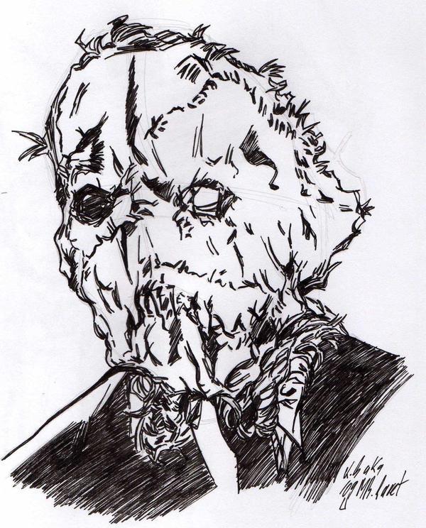 Scarecrow by jacksony22