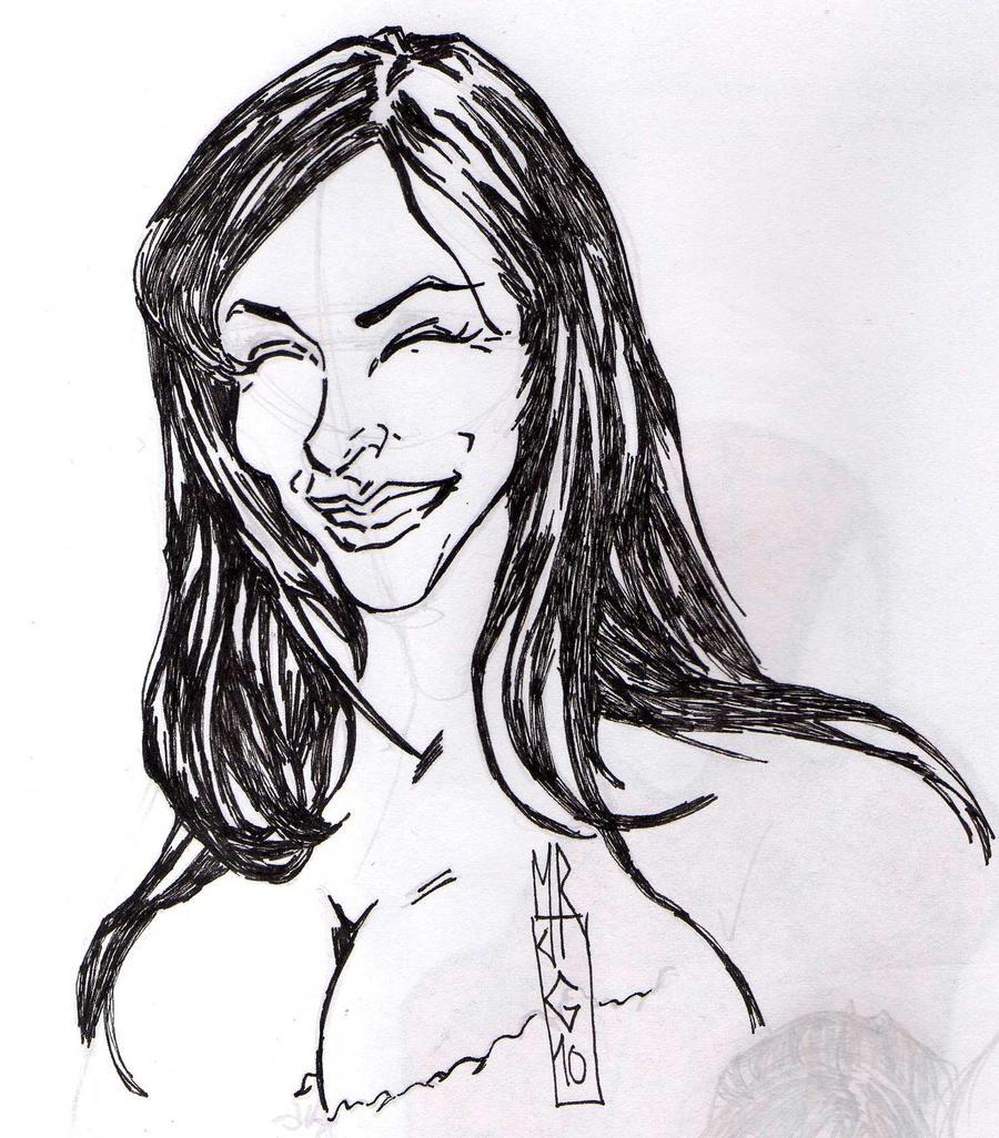 Ms. Lisa Ann by jacksony22
