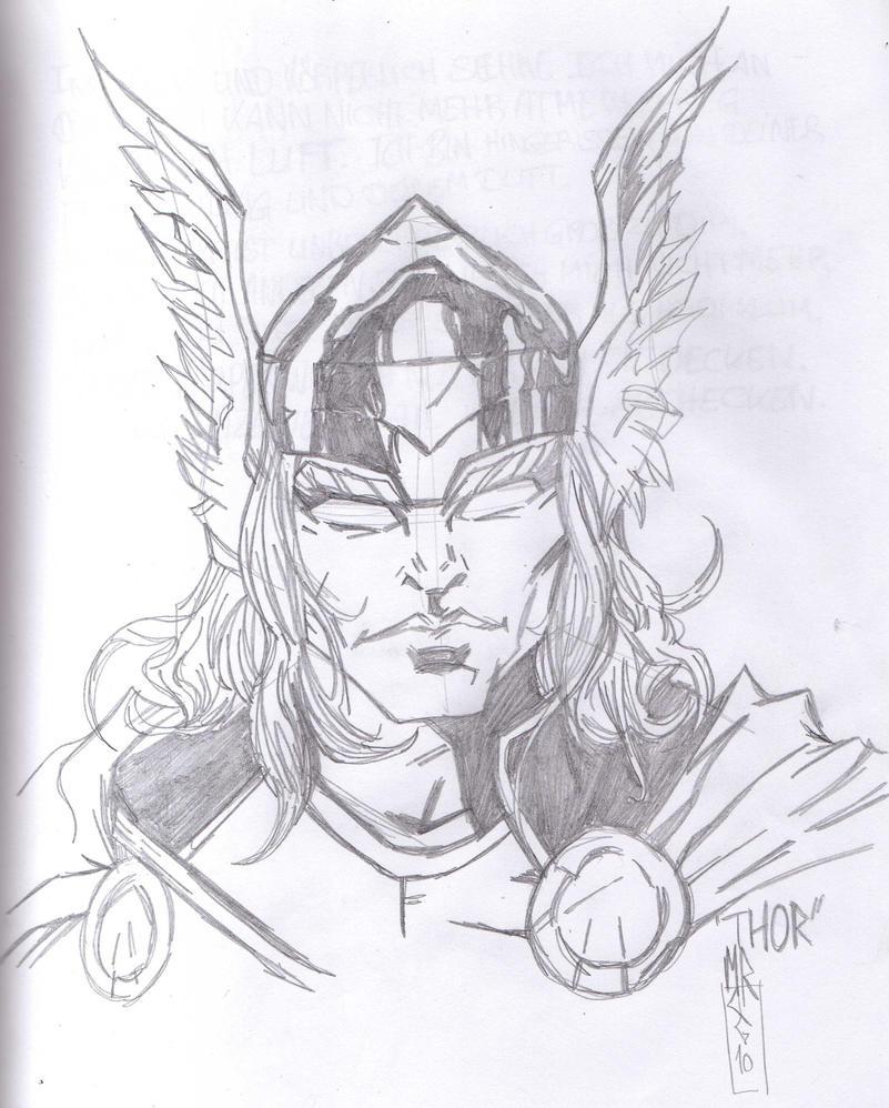 Thor by jacksony22