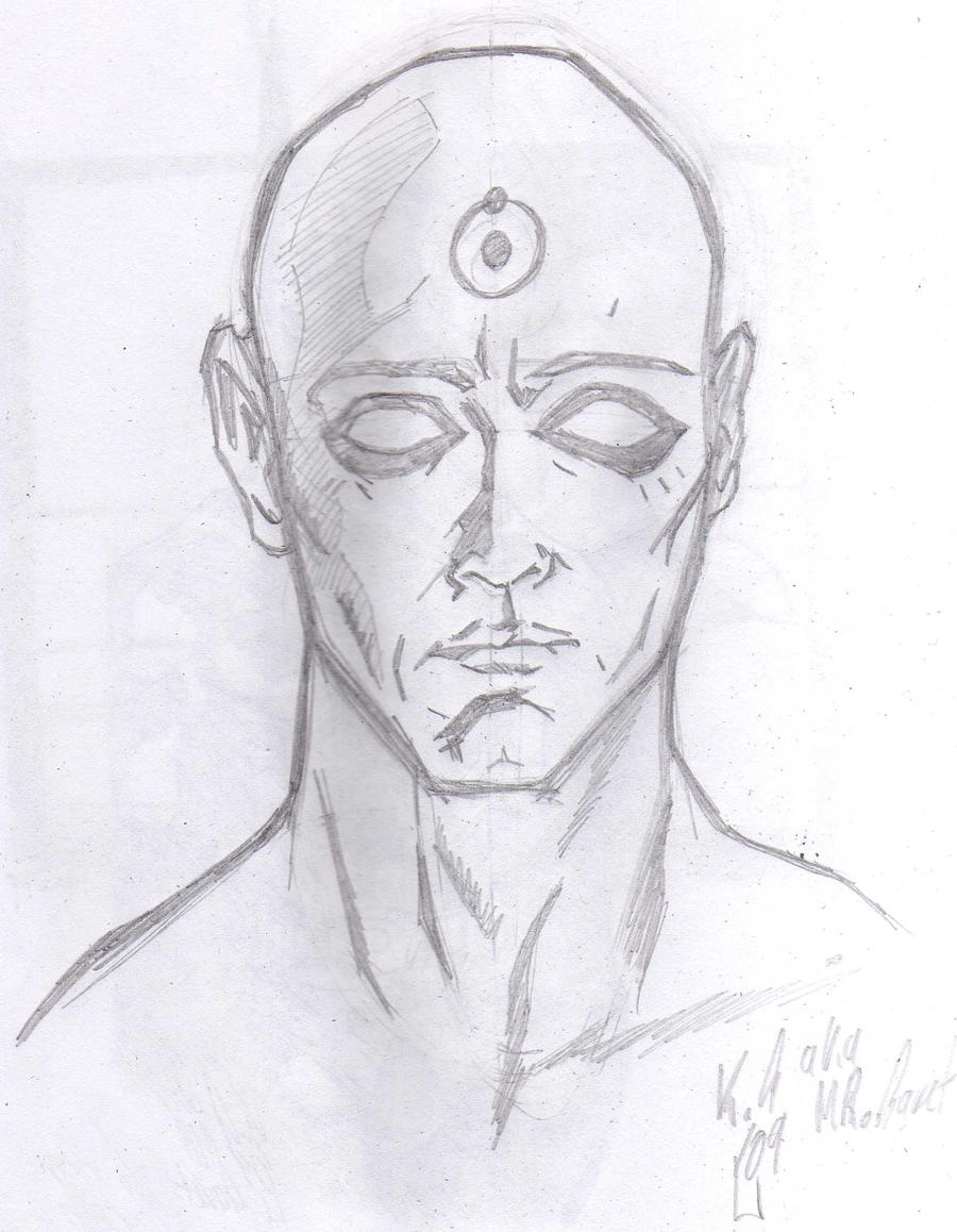 Dr Manhattan by jacksony22