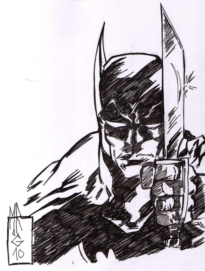Batman by jacksony22