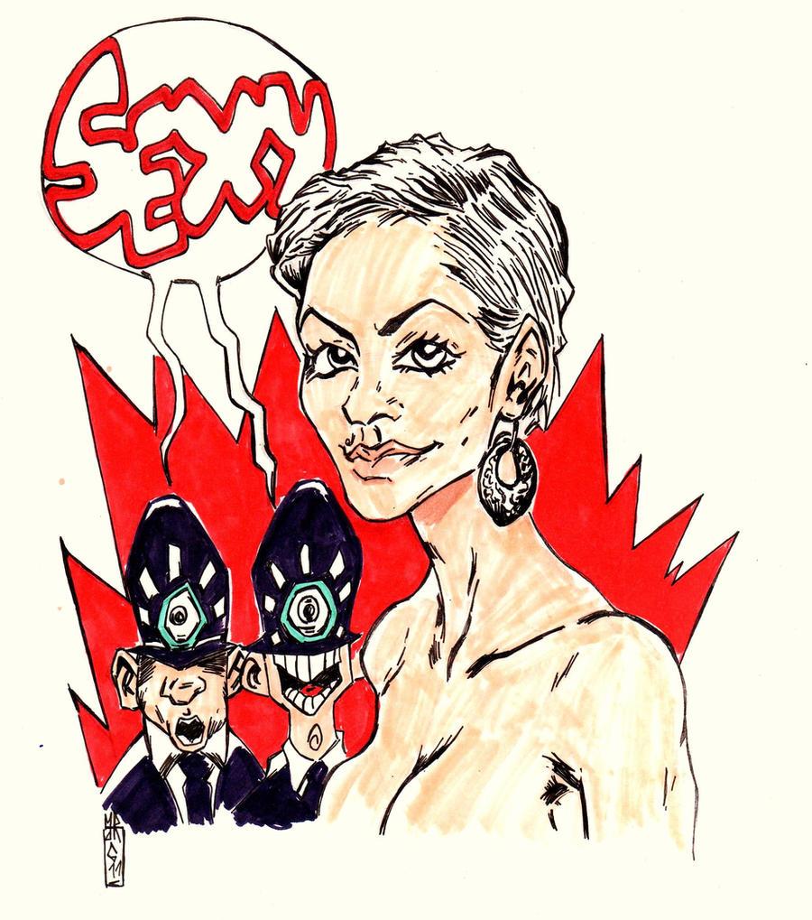 Sexy Jessy by jacksony22