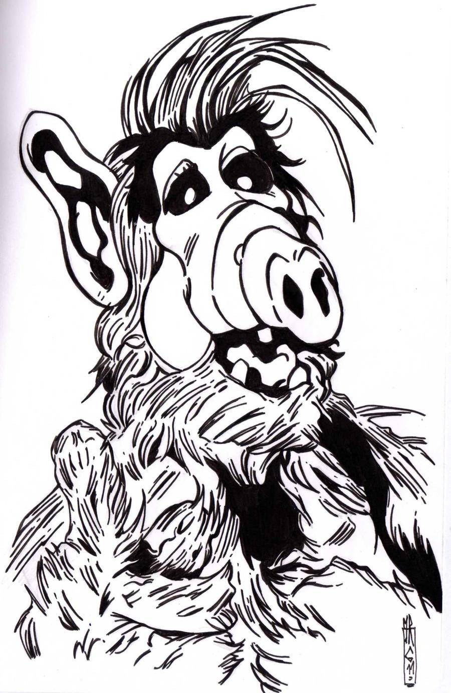 Alf by jacksony22