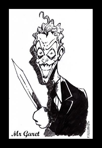 The Joker by jacksony22