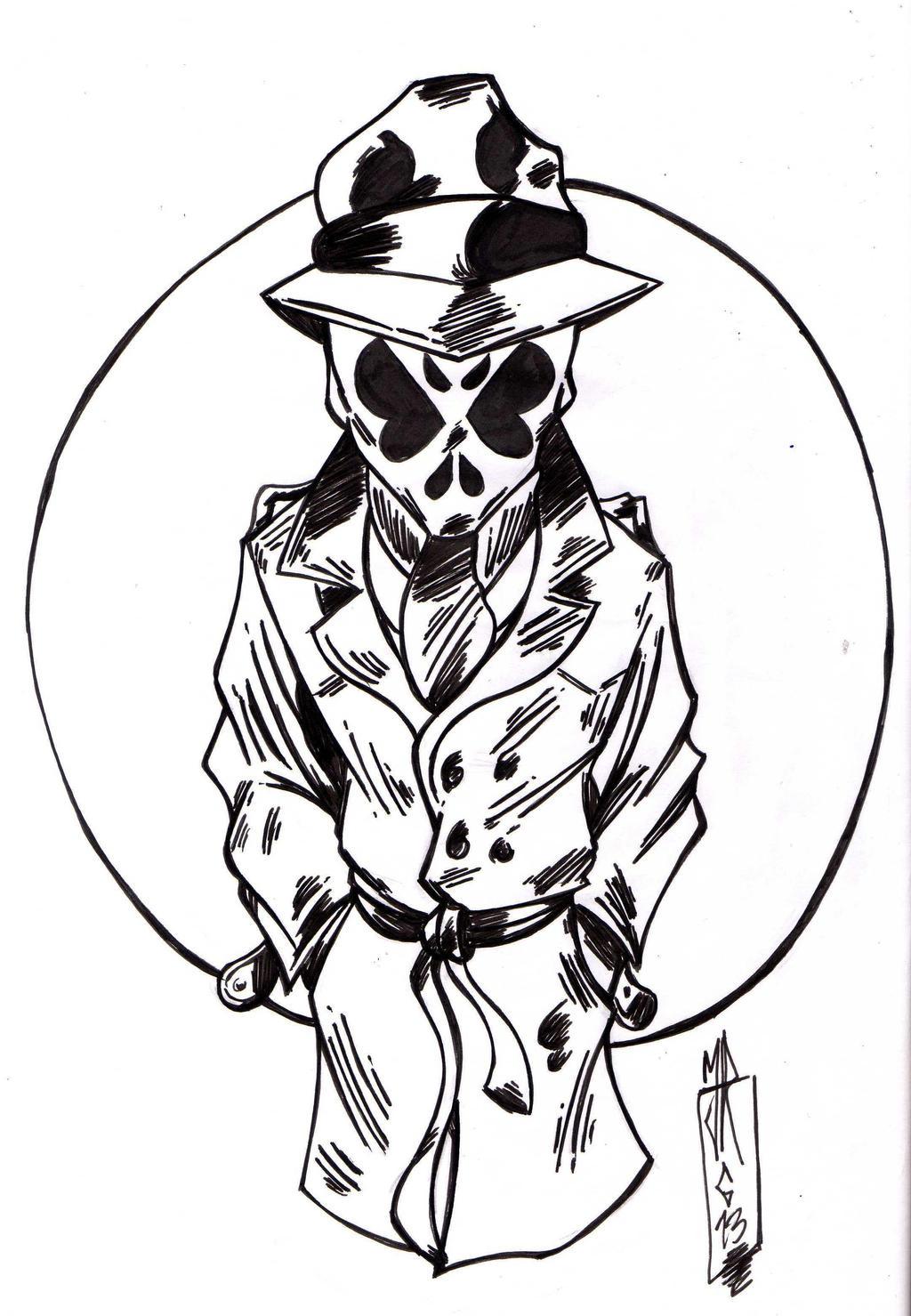 Rorschach by jacksony22