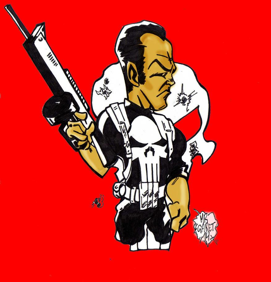 The Punisher by jacksony22